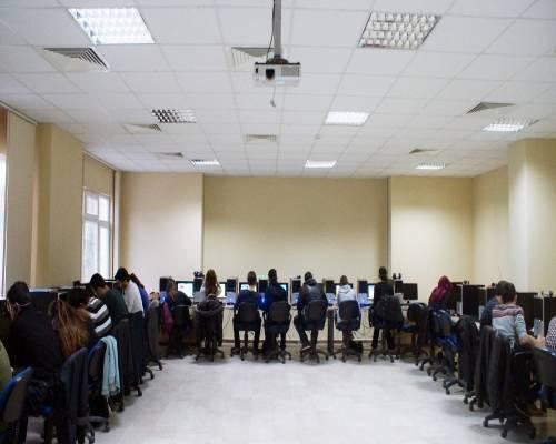 Bilgisayar Destekli Sınıflarımız