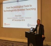 Teknoloji Destekli Dil Eğitimi Semineri